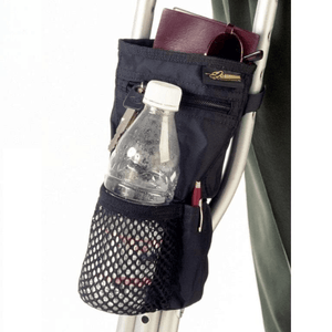 EZ-ACCESSORIES Universal Crutch Pouch