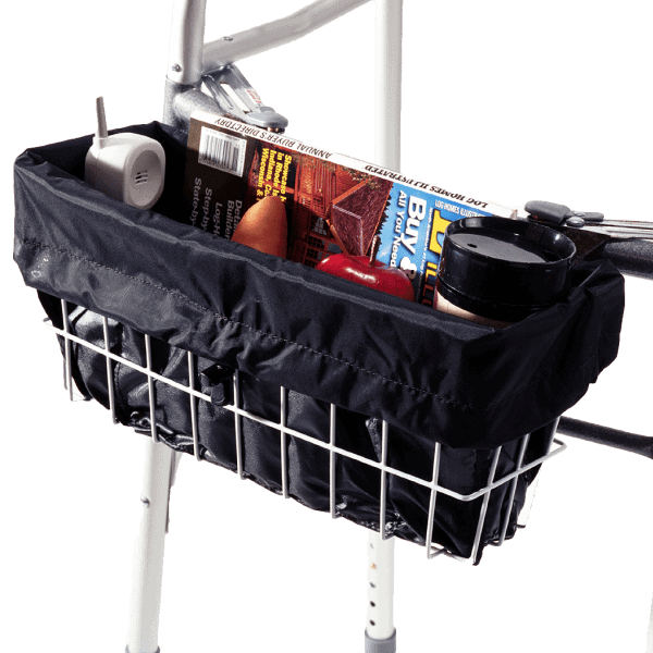 EZ-ACCESSORIES Walker Basket Liner Pouch