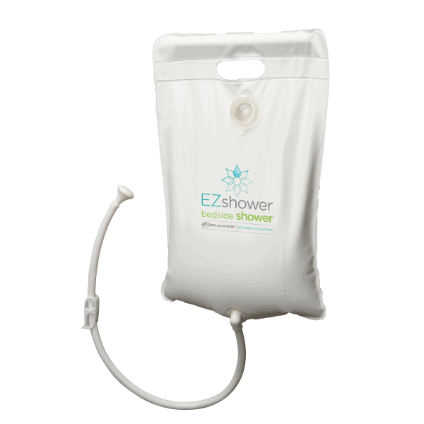 EZ-SHOWER Bedside Portable Shower Full Image