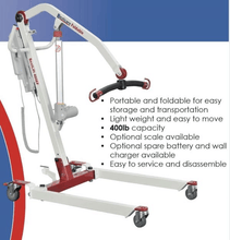Features - The BestLift™ PL400EF | FULL BODY ELECTRIC FOLDABLE PATIENT LIFT by Best Care LLC | Wheelchair Liberty