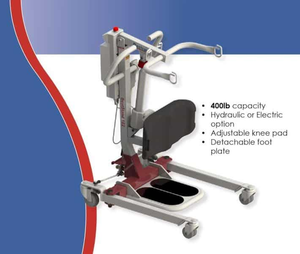 Features - BestStand ™ SA182 | SIT TO STAND ELECTRIC LIFT  by Best Care LLC | Wheelchair Liberty