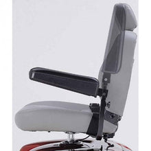 Flip-Up Armrest  - Gemini Power Wheelchair w/ Seat Lift P3011 by Merits | Wheelchair Liberty