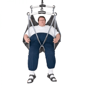 Front View - BariSling Specialty Slings By Handicare | Wheelchair Liberty