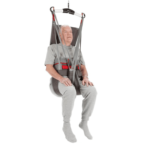 Front View - HygieneHBSling Hygiene Slings By Handicare | Wheelchair Liberty