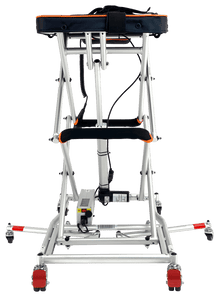 Front View Raised - GoLite™ Portable Lift By Explorer Mobility | Wheelchair Liberty
