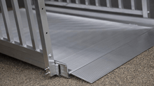 GATEWAY 3G Portable Solid Surface Entry Ramps - Ramp Close Up