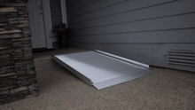 GATEWAY 3G Portable Solid Surface Entry Ramps - Ramp With-out Rails