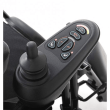Gemini Power Rear-Wheel-Drive Wheelchair P301 - Joystick