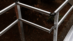 Hand Rails - PATHWAY® 3G Modular Access System Solo Kits Wheelchair Ramp by EZ-ACCESS® | Wheelchair Liberty