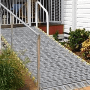 Home and Modular Wheelchair and Scooter Ramps - Home Porch