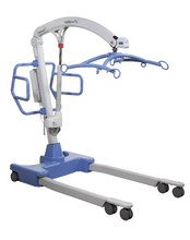 Hoyer Calibre Pro Bariatric Electric Patient Lift by Joerns | Wheelchair Liberty