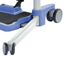 Hoyer® Up Sit-to-Stand Patient Transfer Lift - Wheels
