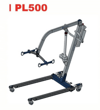 Illustration - The BestLift™ PL500 | FULL BODY PRO PATIENT ELECTRIC LIFT by Best Care LLC | Wheelchair Liberty