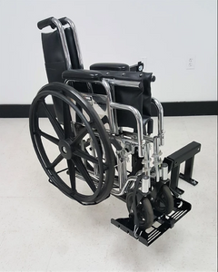 Tote Carrier for Manual Folding Wheelchair by Wheelchair Carrier | Wheelchair Liberty