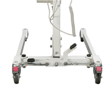 Legs adjustment Pedal Close Base - Protekt® 500 Lift - Electric Hydraulic Powered Patient Lift 500 lb by Proactive Medical | Wheelchair Liberty