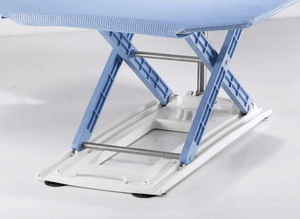 Lightweight Electric Smart Recharge Patient Bath Lift A903 - Adjustable Base Legs