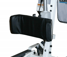Lumex LF2090 Bariatric Sit to Stand Electric Patient Lift - Knee Pad