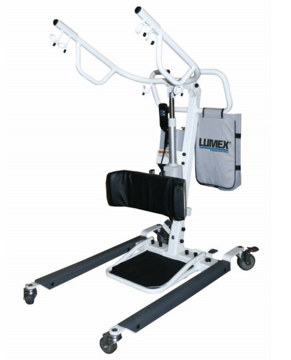 Lumex LF2090 Bariatric Sit to Stand Electric Patient Lift