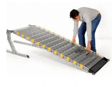 Manual Folding Van Ramp