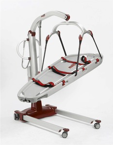 Molift Mover 205 - Electric Powered Mobile Patient Lift by ETAC - with stretcher