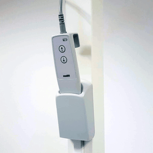 Molift Quattro Rail System for Ceiling Lifts Charging Handcontroll