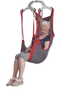 Molift RgoSling Comfort Highback Net - Patient Sling for Molift Lifts by ETAC | Wheelchair Liberty