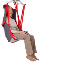 Molift RgoSling Highback Net - Patient Sling for Molift Lifts by ETAC | Wheelchair Liberty