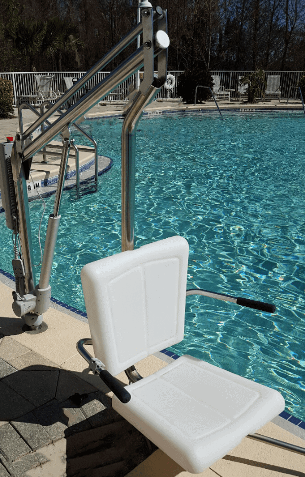 Motion Trek 350 ADA Compliant Pool Lift
