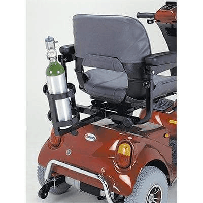 Oxygen Tank Holder By Merits | Wheelchair Liberty