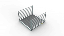 PATHWAY® 3G Modular Access System Wheelchair Ramp - Expanded Metal Surface | Wheelchair Liberty