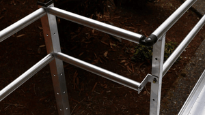 PATHWAY® 3G Modular Access System Wheelchair Ramp - Rails | Wheelchair Liberty