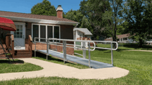PATHWAY® 3G Modular Access System Wheelchair Ramp - Straight | Wheelchair Liberty