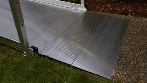 PATHWAY® 3G Modular Access System Wheelchair Ramp - Transition Plate | Wheelchair Liberty