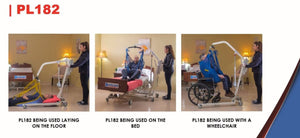 The BestLift™ PL182 | FULL BODY ELECTRIC PATIENT LIFT Best Care LLC - Wheelchair Liberty
