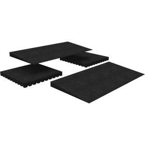 Parts View - TRANSITIONS® Modular Entry Mat by EZ Access | Wheelchair Liberty
