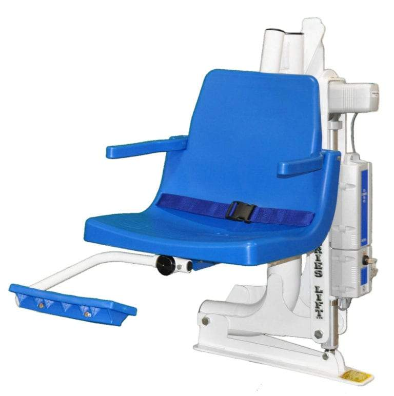 Performance Series Electric Pool Lifts P-375 Seat