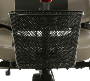 Pioneer 2 S245 4-Wheel Electric Scooter - Basket