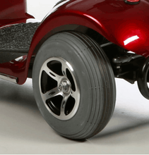 Pioneer 2 S245 4-Wheel Electric Scooter - Front Wheels