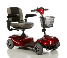 Pioneer 2 S245 4-Wheel Electric Scooter - Right Side View