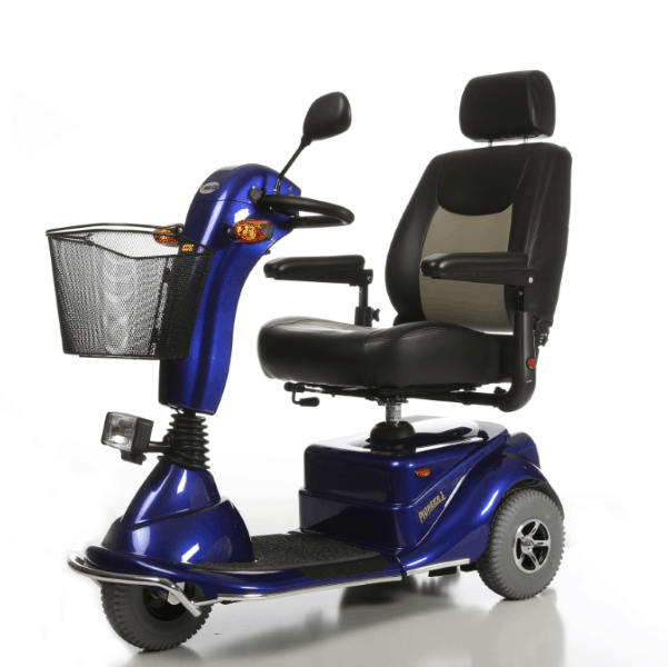 Pioneer 3 S131 3-Wheel Electric Scooter - Left Side