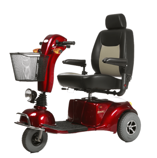 Pioneer 9 3-Wheel Bariatric Electric Scooter S331