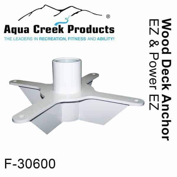 Product Image - F-033EZA: EZ Pool Standard Anchor for EZ and EZ 2 Pool Lifts by Aqua Creek from Wheelchair Liberty