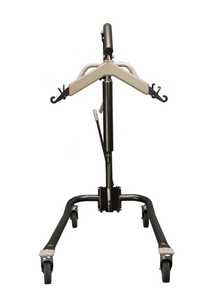Front View - Protekt Onyx® - Manual Hydraulic Patient Lift 450 lb by Proactive Medical | Wheelchair Liberty