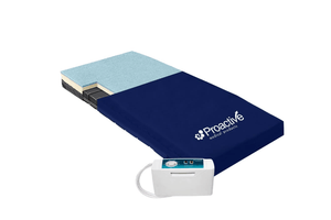 Protekt® Supreme Support | Self-Adjusting Air/Foam Mattress with Optional Alternating Pressure Pump - Powered