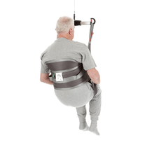 Rear View - HygieneSling Hygiene Slings by Handicare | Wheelchair Liberty