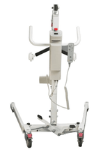 Rear View - Protekt® 500 Lift - Electric Hydraulic Powered Patient Lift 500 lb by Proactive Medical | Wheelchair Liberty