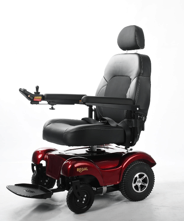 Regal Power Rear-Wheel - Drive Wheelchair P310