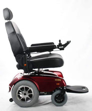 Right View - Gemini Power Wheelchair w/ Seat Lift P3011 by Merits | Wheelchair Liberty