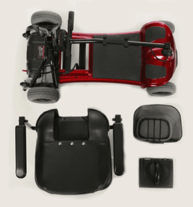 Roadster Mini 4-Wheel Electric Scooter S740 -  Dismantled Parts