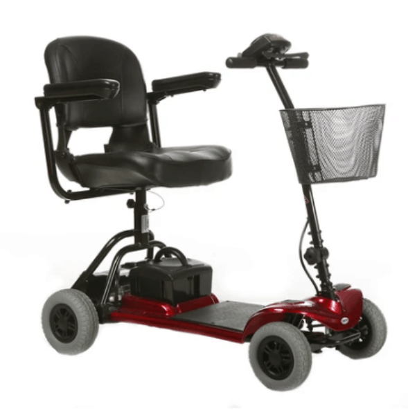 Roadster Mini 4-Wheel Electric Scooter S740 - Right Side